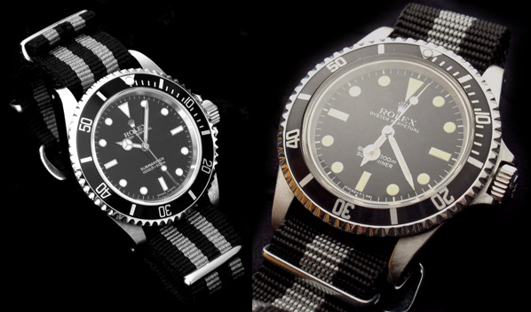 Rolex Submariner de James Bond